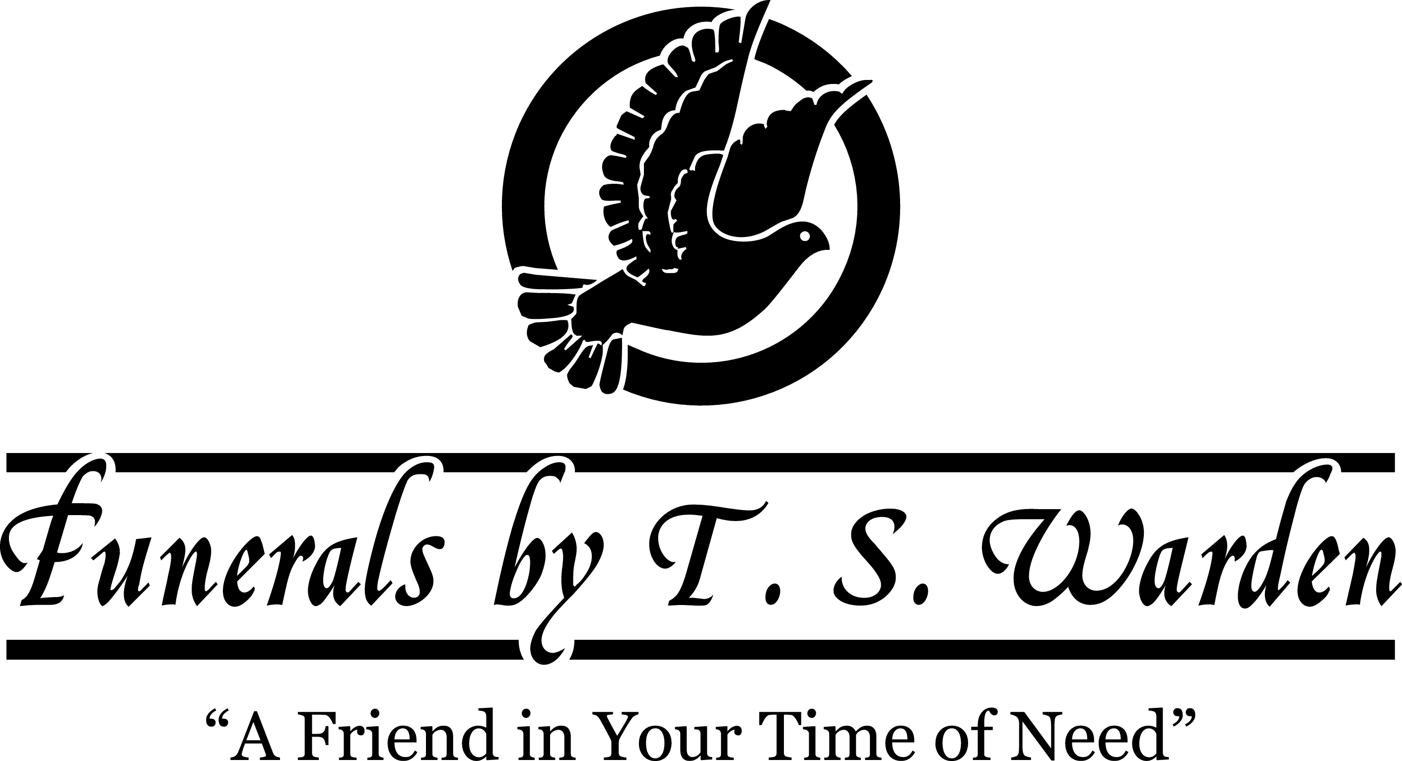 Funerals by T. S. Warden